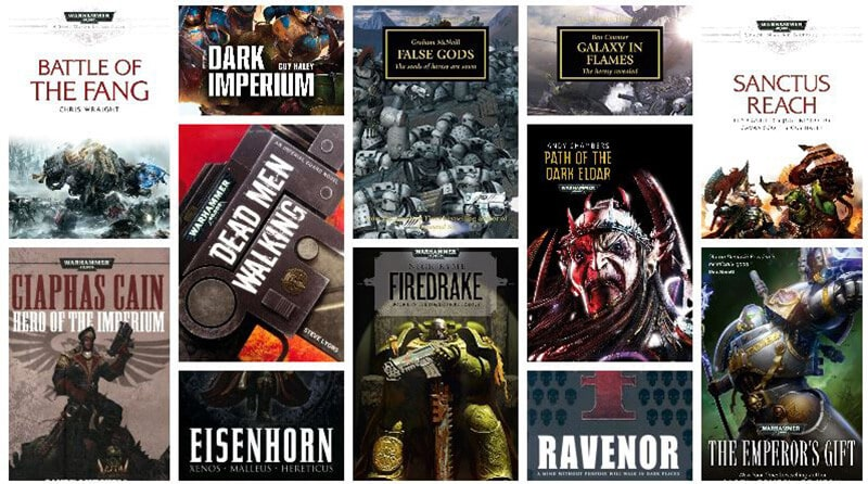 Top Rated Best Warhammer 40K Novels To Read