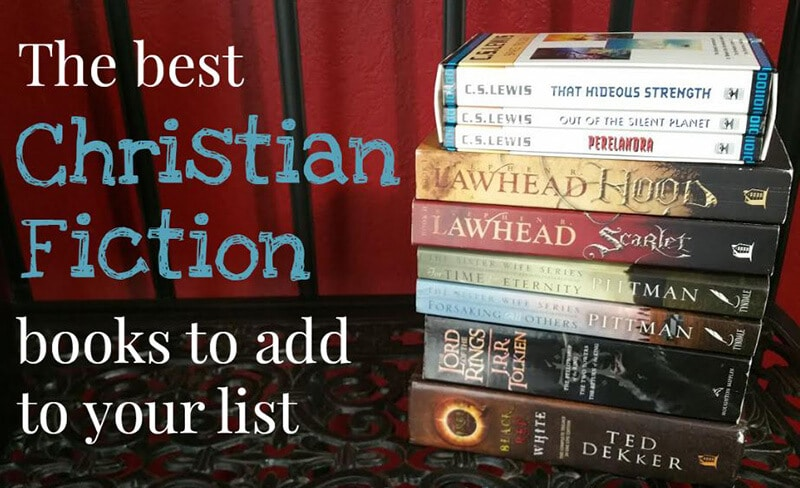 Top 21 Best Christian Fiction Books of All Time Review 2020 1