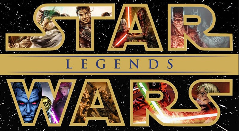 Top 21 Best Star Wars Legends Books of All Time Review 2020