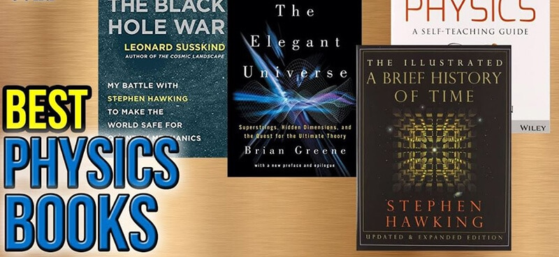 Top Rated Best Physics Novels To Read