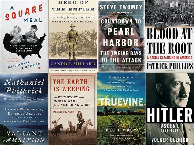 Top Rated Best Books On World History To Read