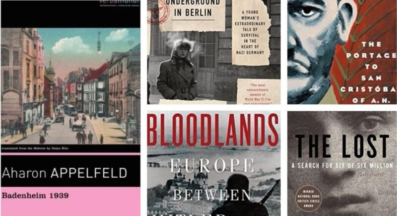 Top Rated Best Holocaust Novels To Read