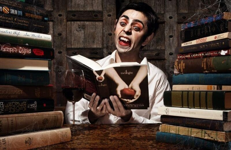 Top 53 Rated Best Vampire Books To Read