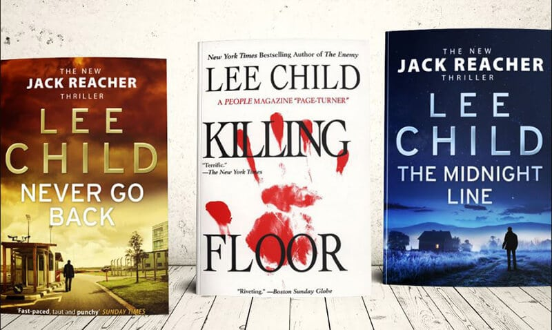 Top Rated Best Jack Reacher Books To Read