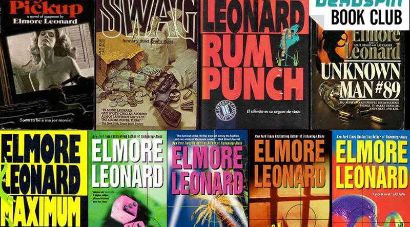 Top Rated Best Elmore Leonard Novels To Read