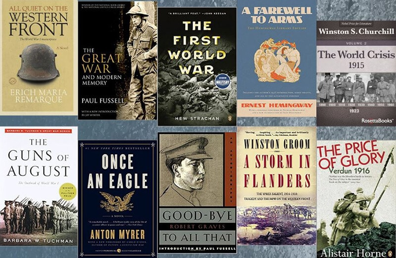 Top Rated Best Military Novels To Read