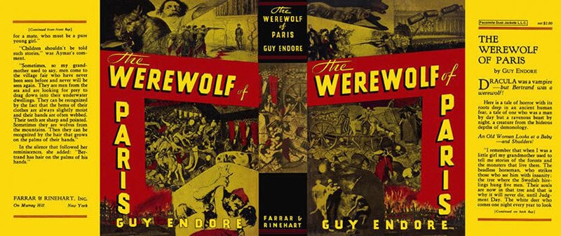 Top 34 Rated Best Werewolf Books To Read