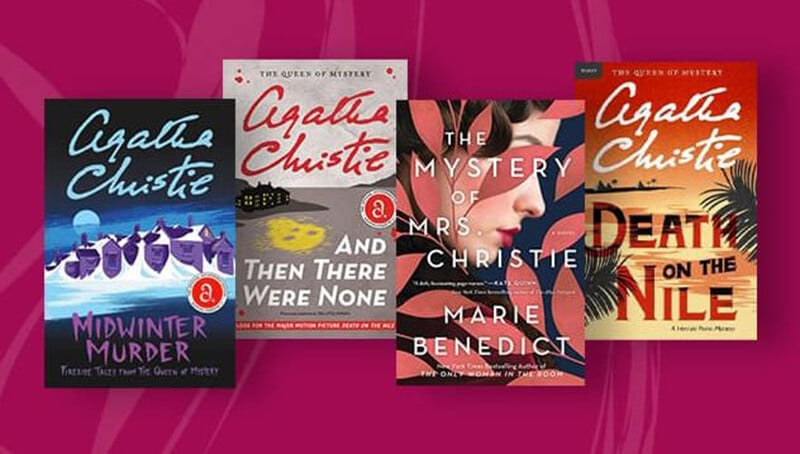 Top Rated Best Agatha Christie Books To Read