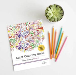 Best Adult Coloring Books Of All Time