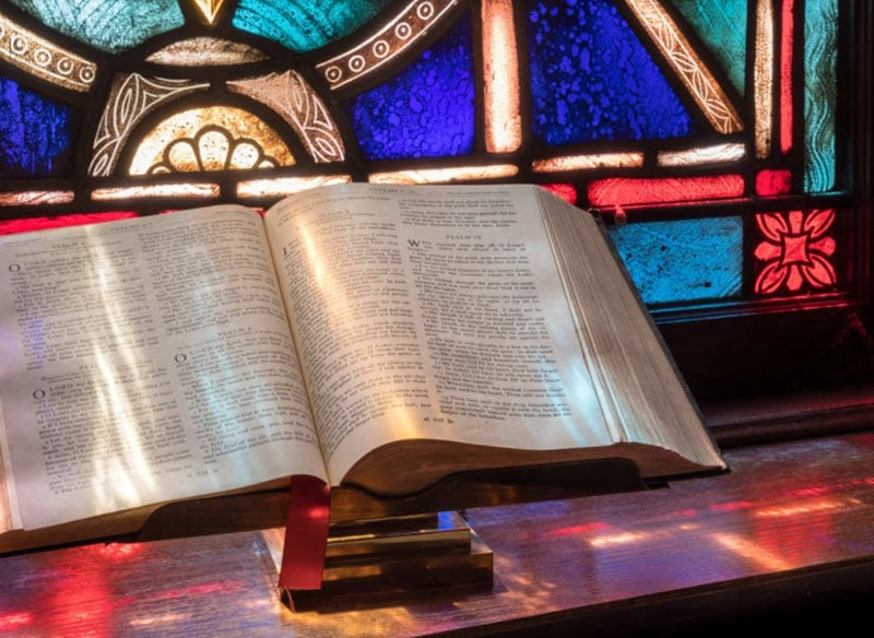 what is the order of the books of the bible