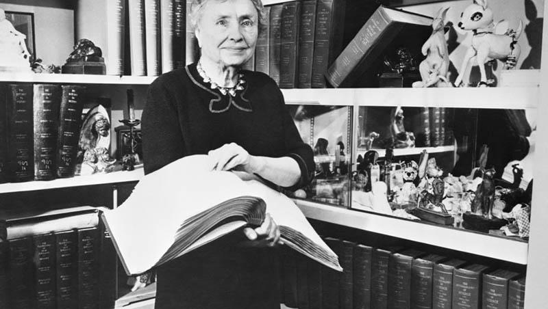 Books Did Helen Keller Write