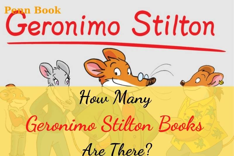 How Many Geronimo Stilton Books Are There?