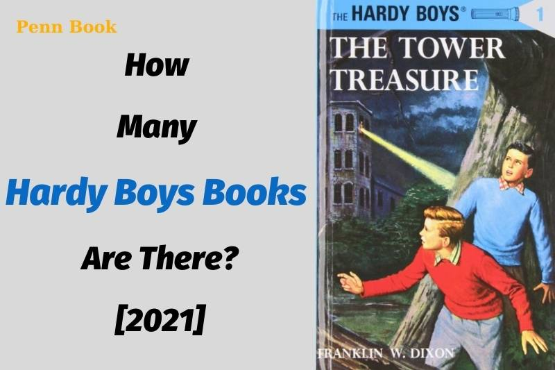How Many Hardy Boys Books Are There