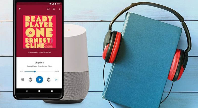 How to listen to audiobooks with Google Assistant