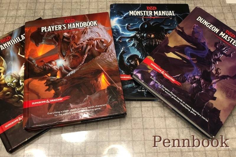 WHAT D&D BOOKS DO I NEED