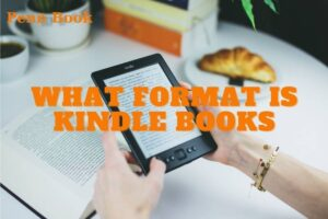 What Format Is Kindle Books