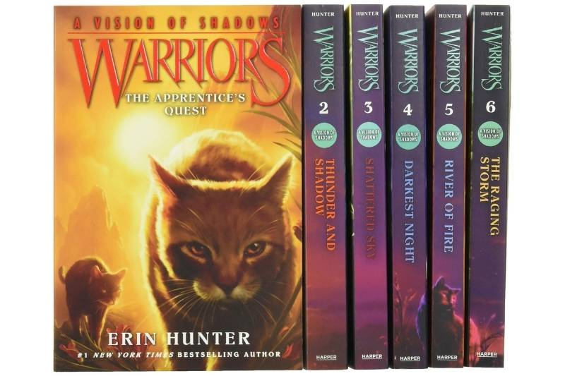 About the Warriors Books