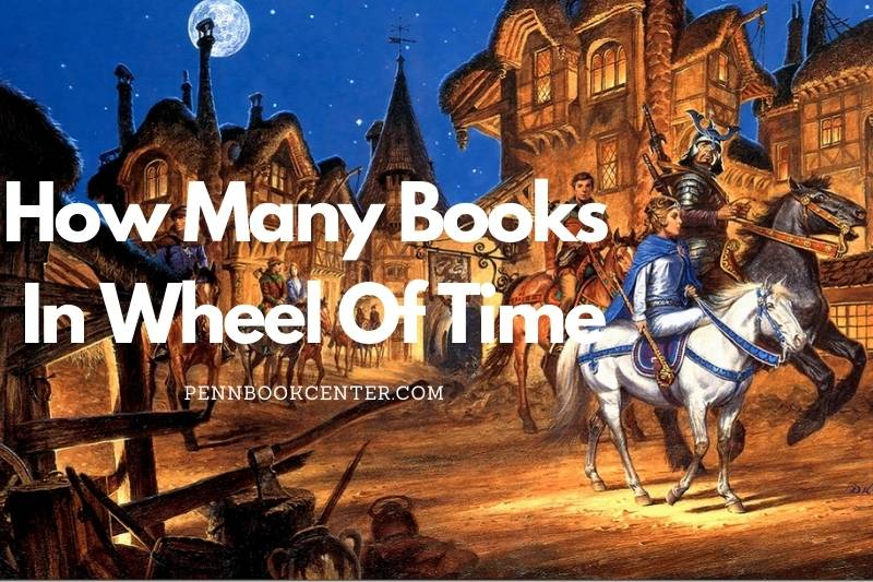 How Many Books In Wheel Of Time