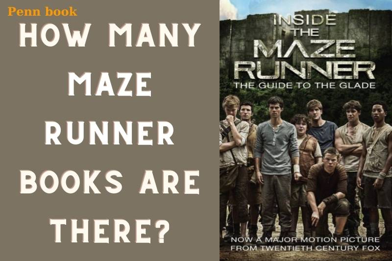How Many Maze Runner Books Are There