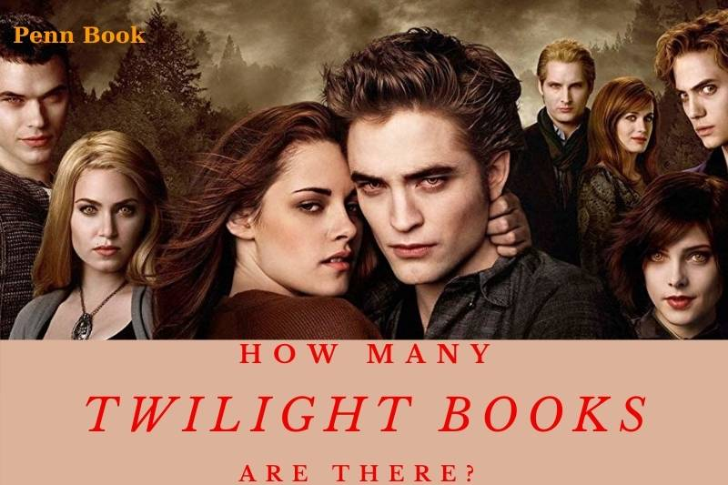 How Many Twilight Books Are There