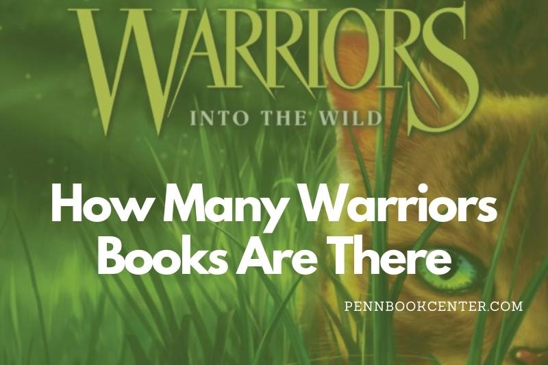 How Many Warriors Books Are There