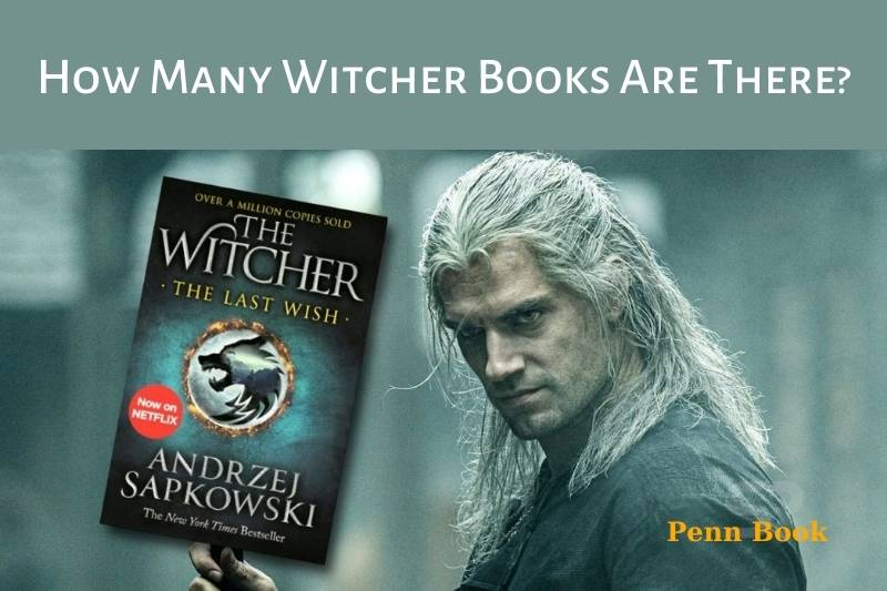 How Many Witcher Books Are There