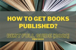 How To Get Books Published