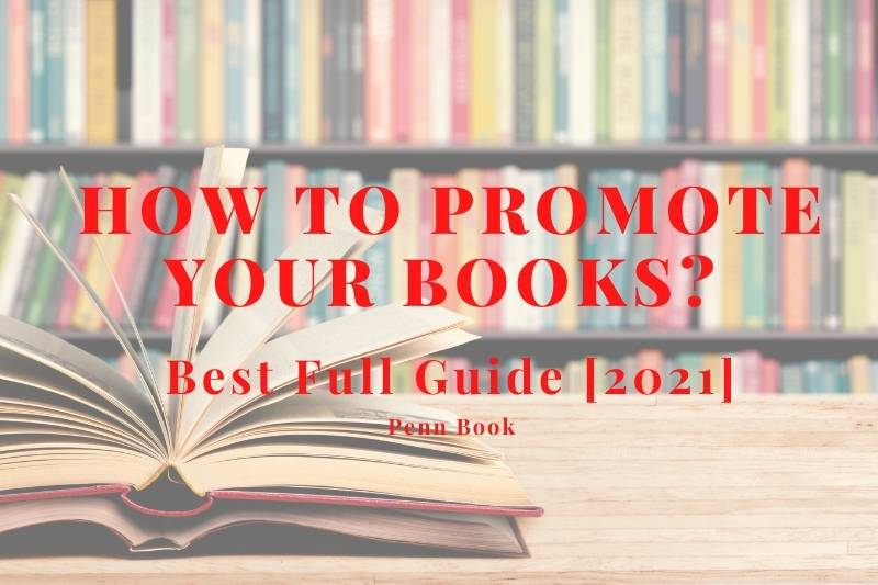 How To Promote Your Books