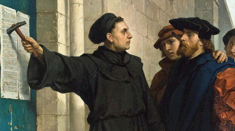 Martin Luther Remove 7 Books From The Bible