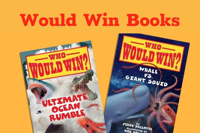 Would Win Books