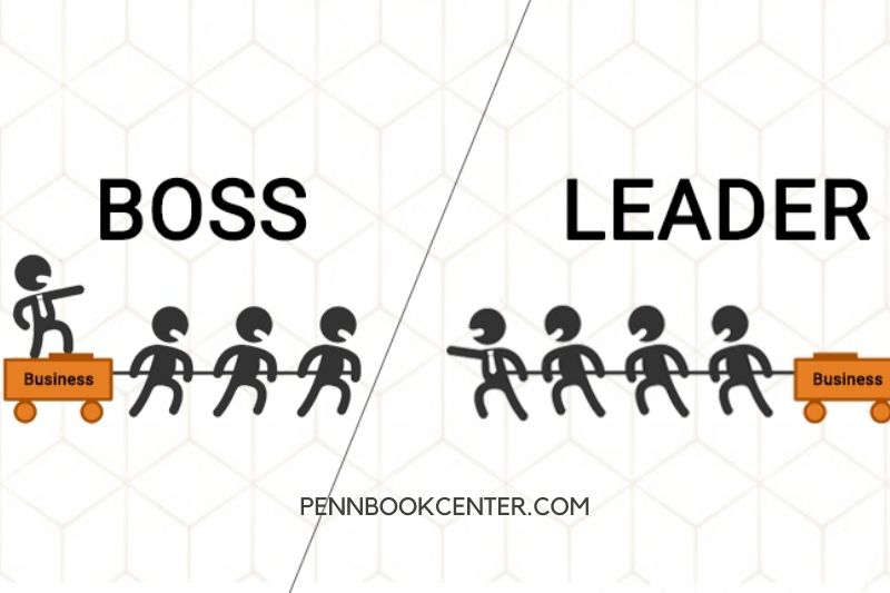 Boss Vs Leader Quotes