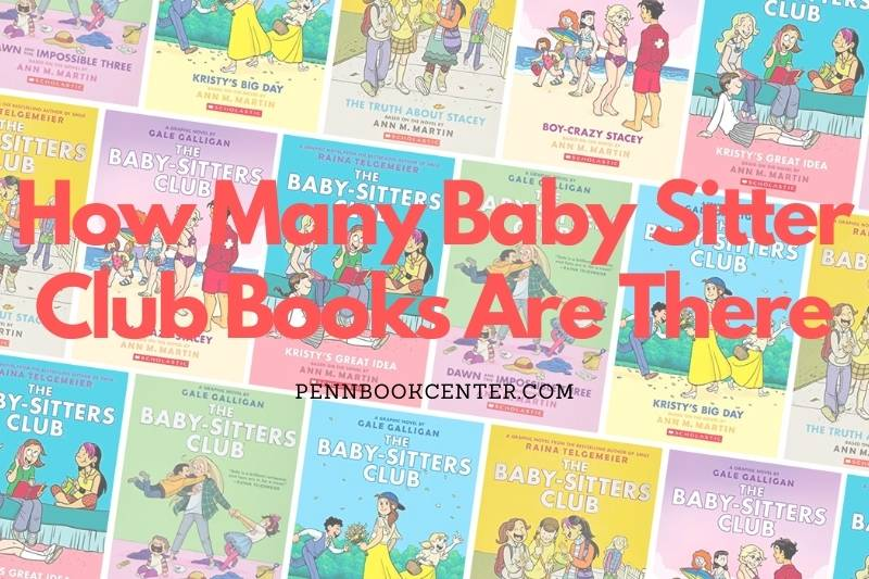 How Many Baby Sitter Club Books Are There