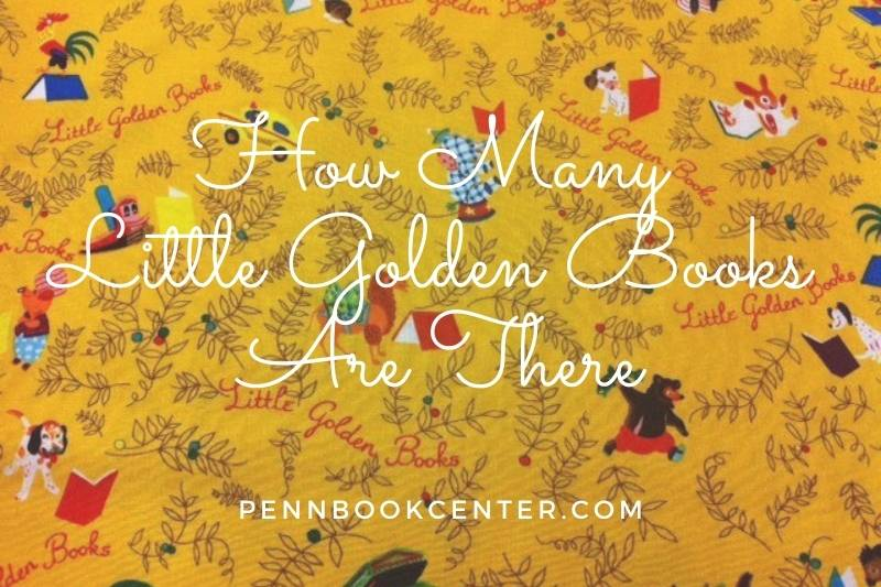 How Many Little Golden Books Are There